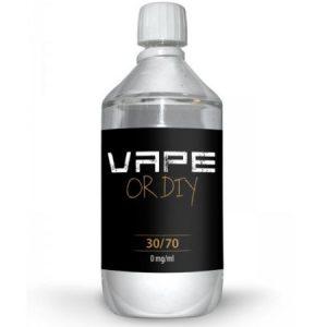 Baza Vape Or DIY 100% VG 0mg 1L
