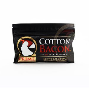 Bumbac Prime Cotton Bacon Wick ′n′ Vape