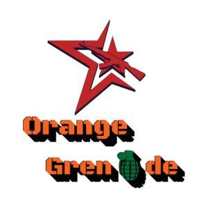 Aroma Guerrilla - Orange Grenade 10ml