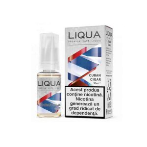 Liqua Cuban Cigar 10ml