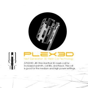 Rezistenta Zlide Innokin 3D Plexus 0.48ohm