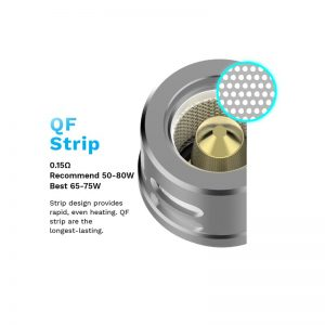 Rezistenta Vaporesso SKRR QF Strips - 0.15Ω