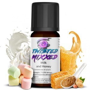 Aroma Twisted - MILK & HONEY - 10 ML