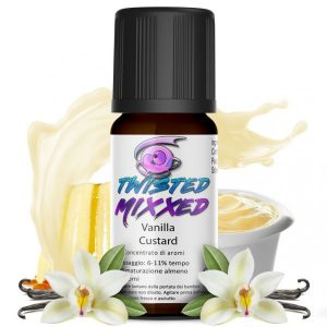 Aroma Twisted - VANILLA CUSTARD - 10 ML