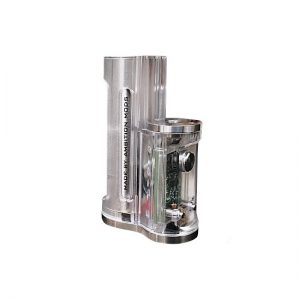 Mod Easy Side 60W by Ambition Mods and Sunbox - R.S.S. - Clear Polished