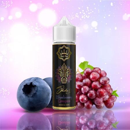 Lichid King's Dew Shisha - Blueberry Grapes 40ml