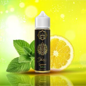Lichid King's Dew Shisha - Lemon Mint 40ml