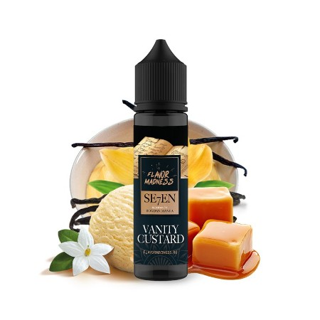Lichid Flavor Madness - Vanity Custard 30ml