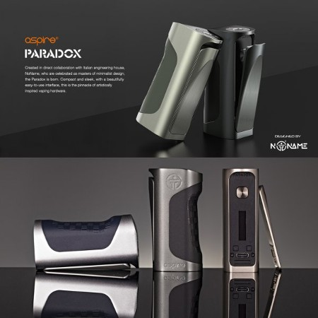 Mod Paradox 75W - Aspire & Noname - Dark Knight