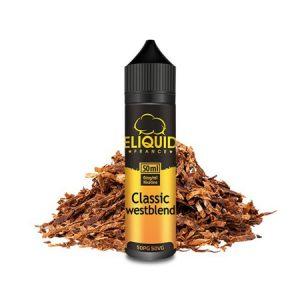 Lichid Eliquid France - Classic Westblend 50ml