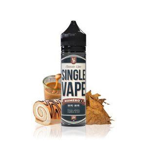 Lichid Single Vape Numero 1 - 50ml