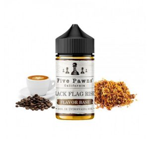 Lichid Black Flag Risen Enriched by Five Pawns 30ml