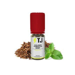 Aroma Golden Tobacco Mint 10ml - T-Juice