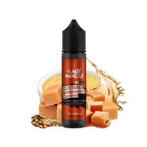 Lichid Flavor Madness - Custard Butterscotch Caramel 30ml