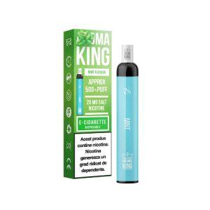 Tigara Electronica Puff Bar Aroma King - Mint