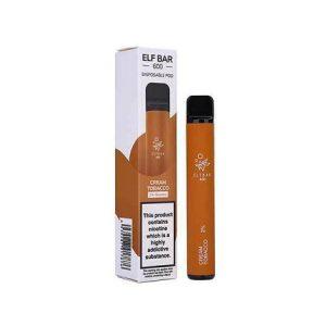 Tigara Electronica Cream Tobacco - Elf Bar