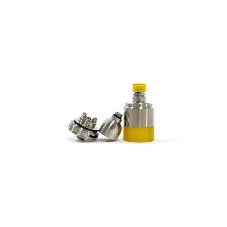 Atomizor Precisio Pro 24 RTA - BD Vape - Silver